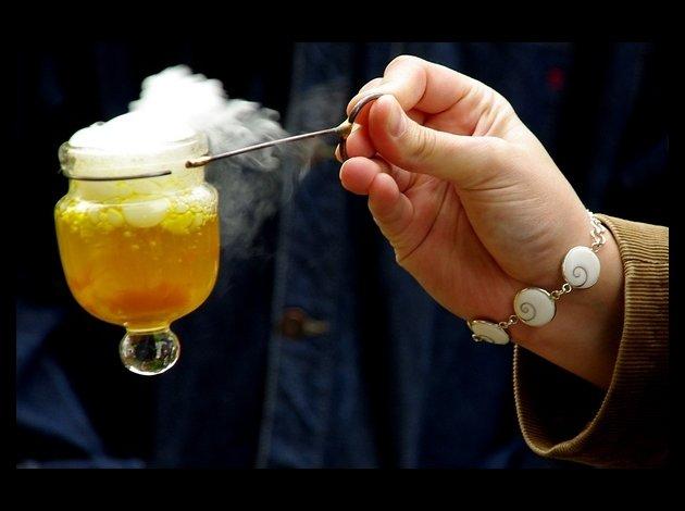 cocktails alchimiques